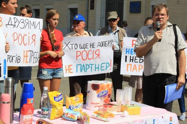Россия-Украина: отношения ухудшаются, торговля растет
