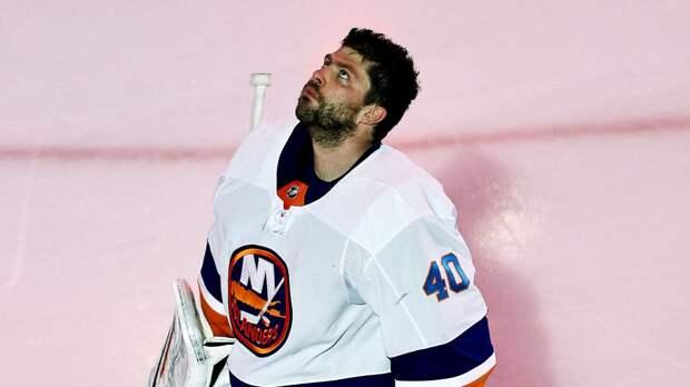 Варламов признан лучшим россиянином в НХЛ по итогам 2-й недели
