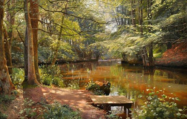 Фотографическая живопись: совершенный пейзаж П.Мёнстеда