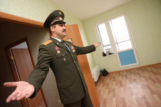 Военнослужащие ВВО начали получать первые жилищные субсидии