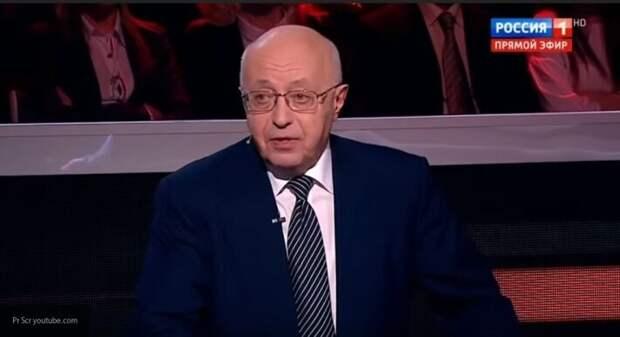 Зеленский готовится реализовать «хорватский сценарий» в Донбассе - Кургинян