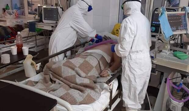 Еще пять летальных случаев откоронавируса за минувшие сутки вОренбуржье