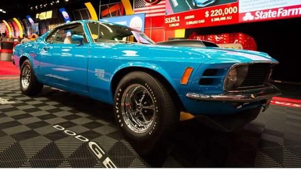 Дорогой наш Ford Mustang: четверть миллиона долларов за легенду