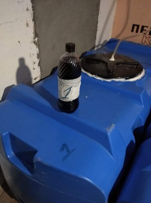 Крымские самогонщики продавали потенциально смертельное «вино»