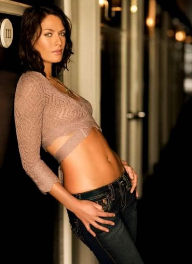 Самые прекрасные современные актрисы: Лена Хиди