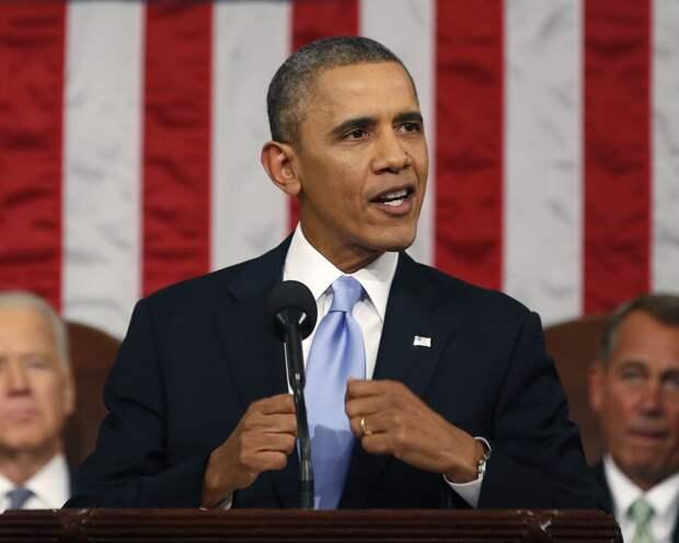 Обама: Россия лишилась статуса сверхдержавы