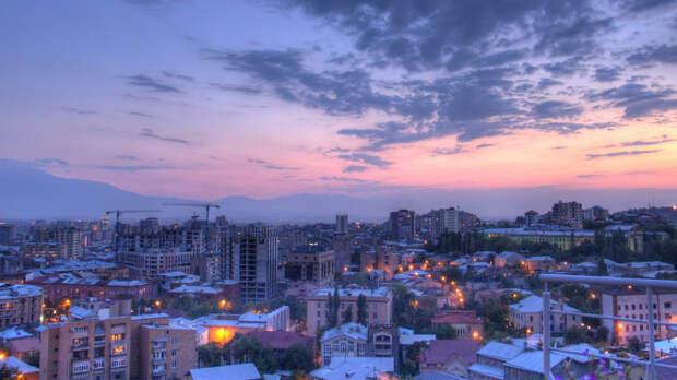 Власти Армении разрешили вакцинированным от СOVID-19 въезд на территорию страны