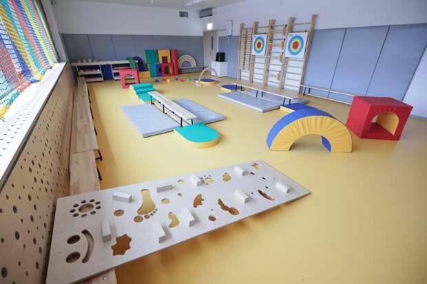 Еще 40 детских садов откроют в Подмосковье до конца года