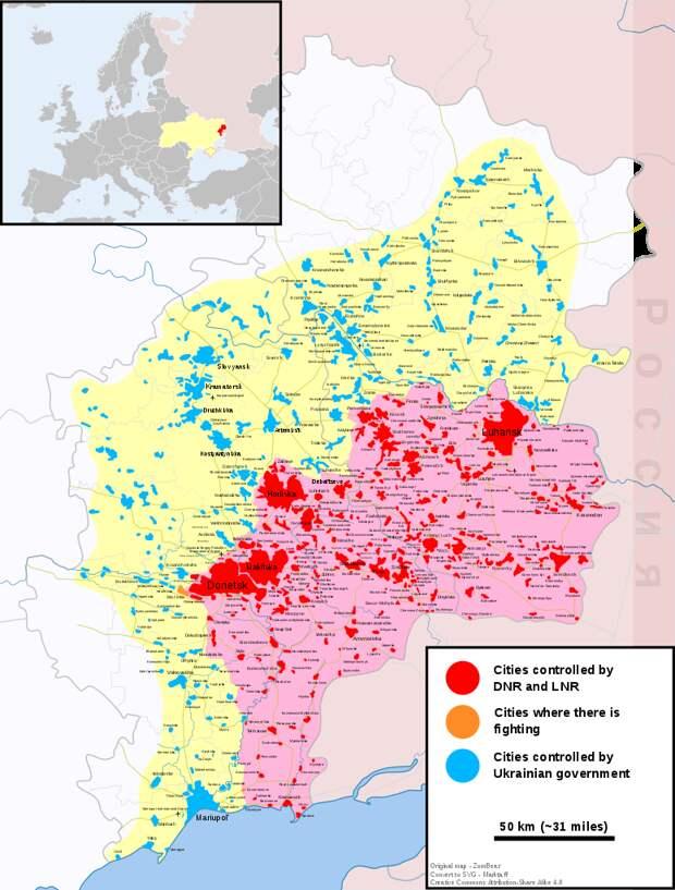 По поводу подписи Плотницкого под Минскими соглашениями