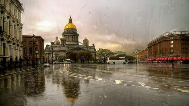 Два человека пострадали в результате последствий непогоды в Петербурге