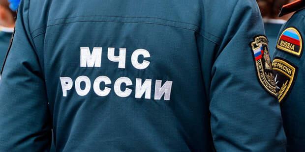 В МЧС указали на вероятную причину ЧП в Москве