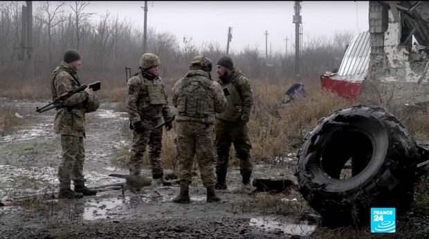 France 24: «Порошенко, прекрати войну!» — жители Донбасса после раскола по-прежнему живут в страхе