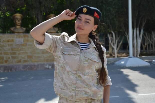 Участница шоу «Солдатки» Дарья Разумовская получит предложение от старшины