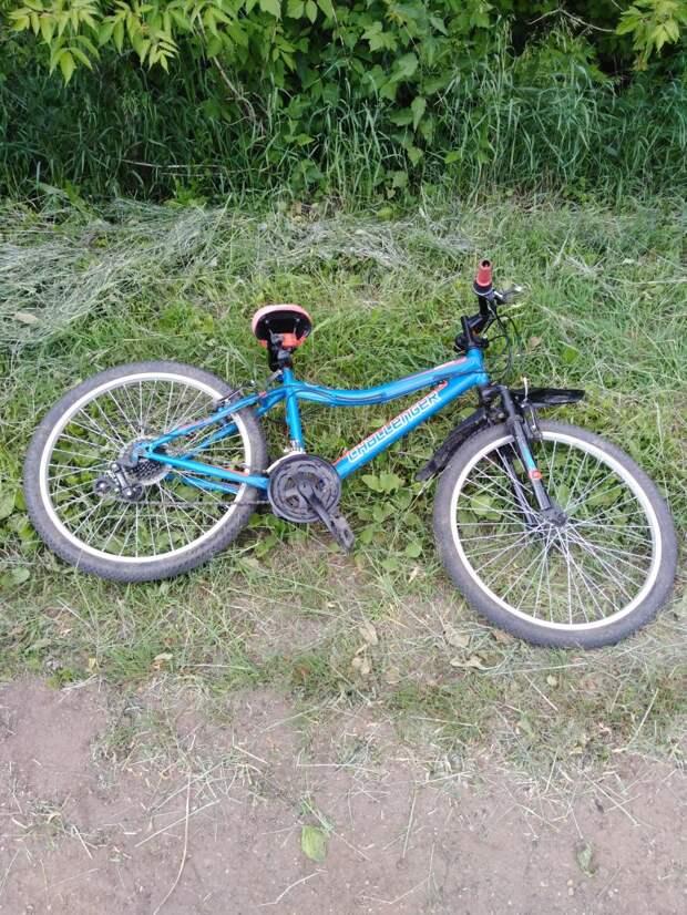 Восьмилетнюю велосипедистку сбили на трассе в Удмуртии