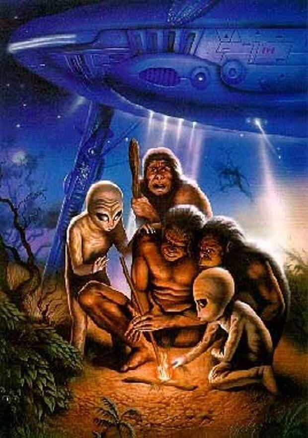 ВСЁ ТАЙНОЕ СТАНОВИТСЯ, наконец-то, ЯВНЫМ? NASA призналось в контактах с инопланетянами