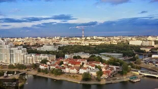 Названы пять причин, почему западным странам выгодна разруха в Белоруссии