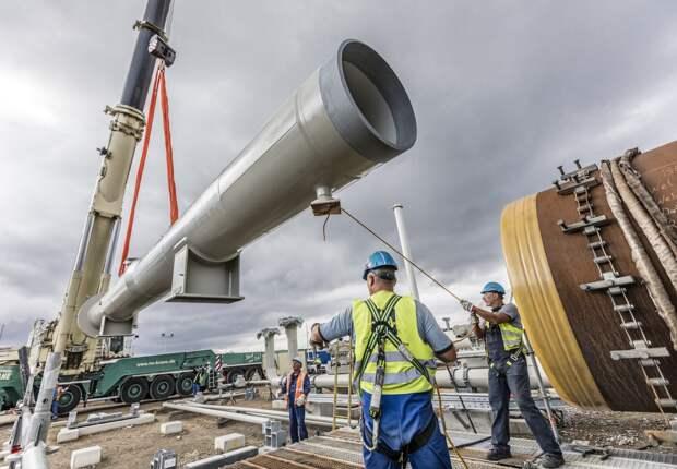 Байден отказался вводить санкции против Nord Stream 2 по требованию Госдепа