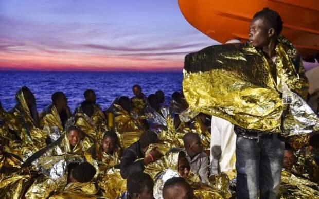 Мигранты и беженцы