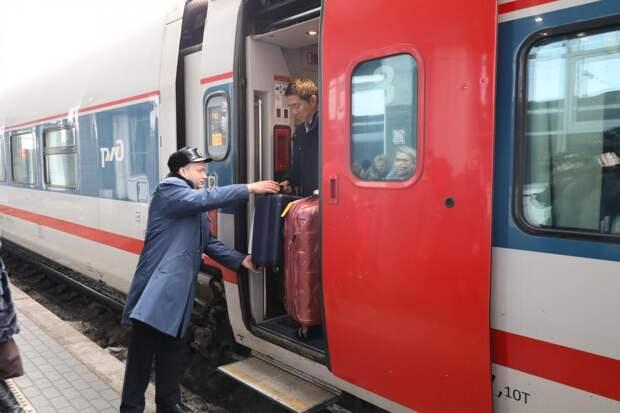 Поезда из Нижнего Новгорода будут прибывать на новый вокзал Москвы с 29 мая