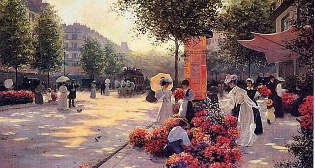 Цветы от Маяковского, или как Лиля Брик заставила поэта остаться в России