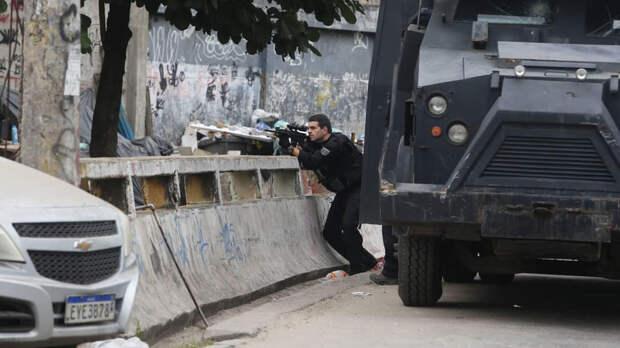 Перестрелка в метро Рио-де-Жанейро закончилась массовыми жертвами