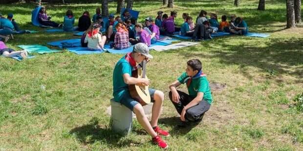 Бесплатные занятия проведут для детей в рамках проекта «Мастерские полезных каникул»