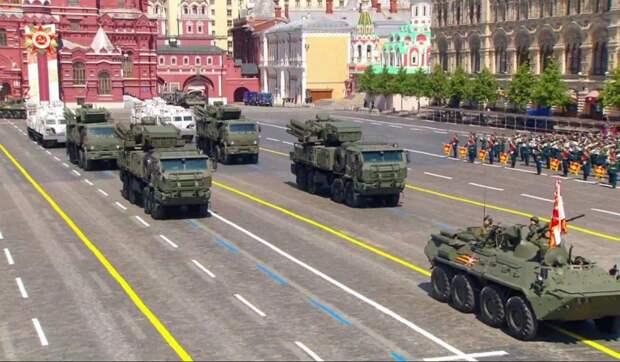Мы точно воюем с этой армией? – на Украине комментируют парад в Москве