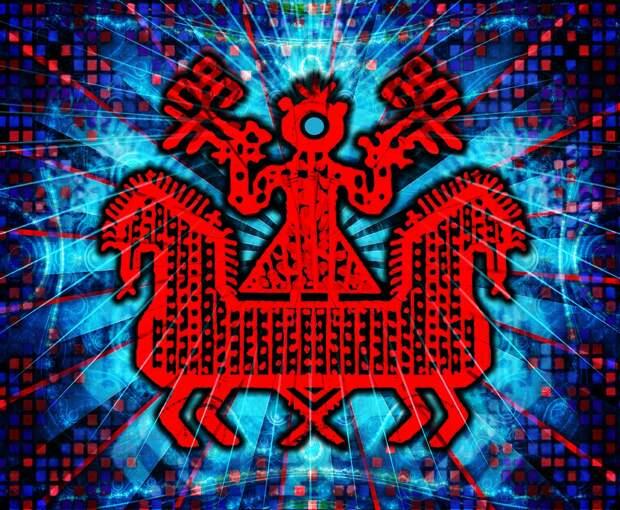 Финно-угорский культ коня и его воплощение в быту и идеологии русских Верхнего Поволжья