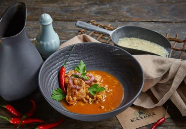 Харчо по-имертински: главный грузинский суп