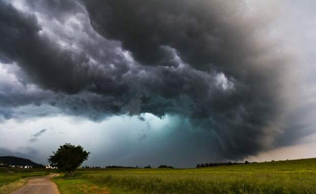 В Беларуси синоптики объявили штормовое предупреждение