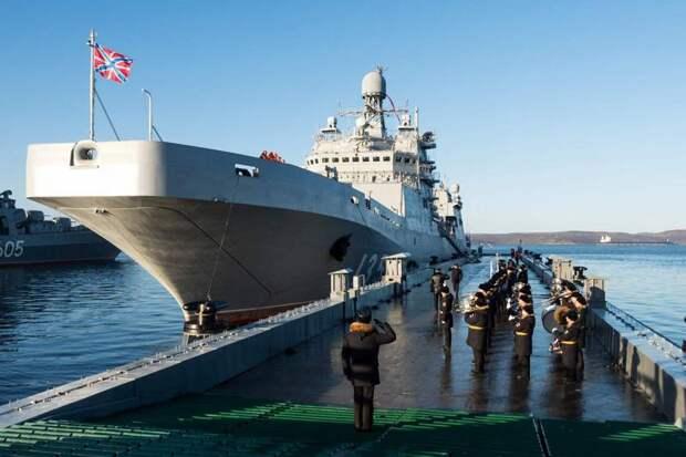 Армия внутри армии. Строительство и развитие войск в Арктике