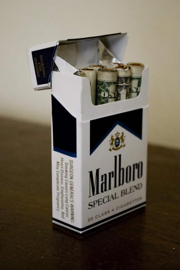 Как бросить курить? Узнать, «сколько стоит в сигаретах»
