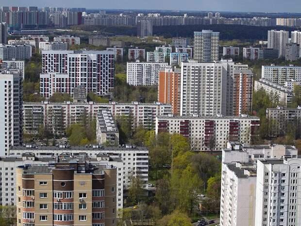 С 1990 года москвичей стало на 2 млн больше – Собянин