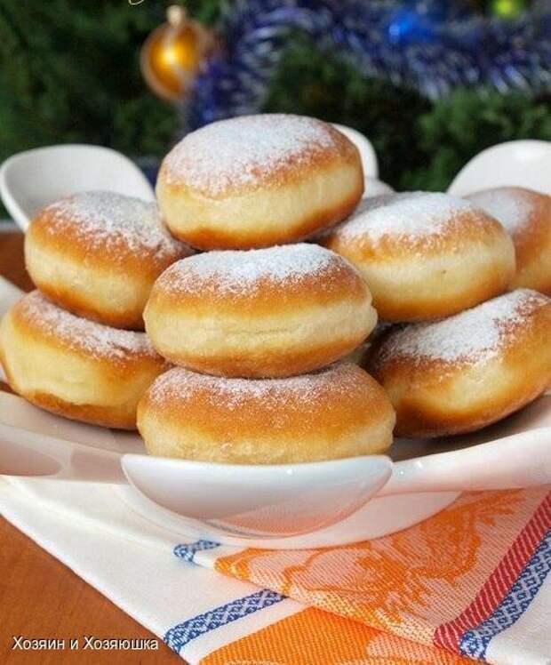 Пончики «Нежнейшие »