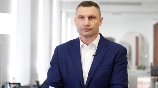 Кличко заявил о вооруженных людях в его подъезде