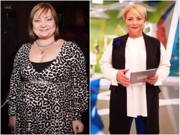 Глаз не оторвать: артисты, которые кардинально изменились, сбросив вес