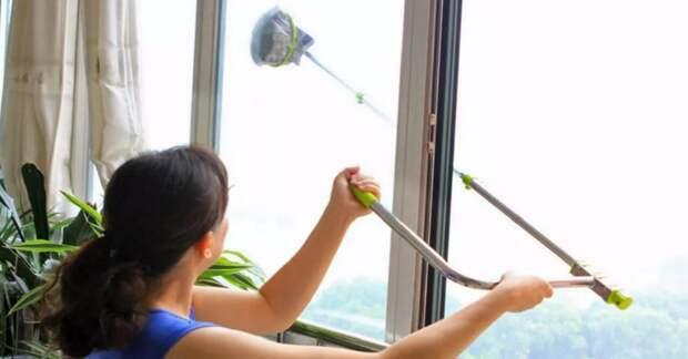 Как помыть окна снаружи перед зимой: 5 способов