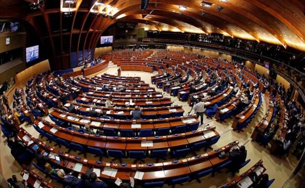 В делегации Украины допустили приостановку участия в ПАСЕ