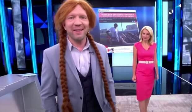 Телеведущий Кузичев отказался извиняться за слова о трансгендере на Олимпиаде