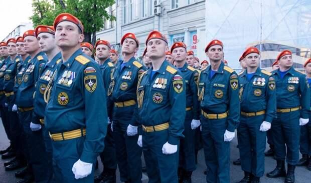 Крымские спaсатели готовятся к Пaраду Победы