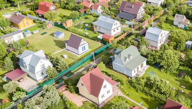 Дачникам Подмосковья расскажут о нюансах оформления недвижимости во время самоизоляции
