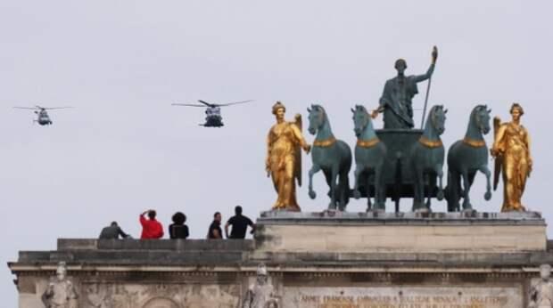 Военные бьют тревогу: во Франции заявили о войне и распаде страны