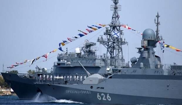 Вице-адмирал Черноморского флота дал четкий ответ на украинский «Перл-Харбор»
