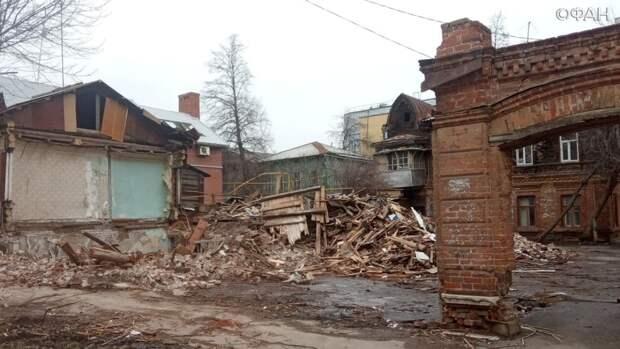 Самарцы подписывают петицию против уничтожения исторической части города