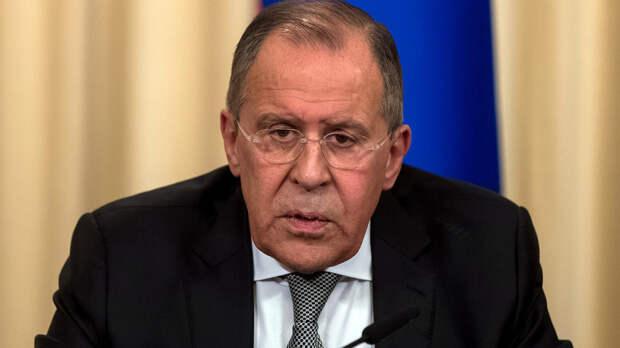 Лавров рассказал об ответе Москвы на череду санкций Запада