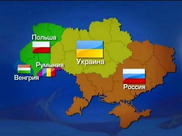 Украина: Дикое поле Европы XXI века