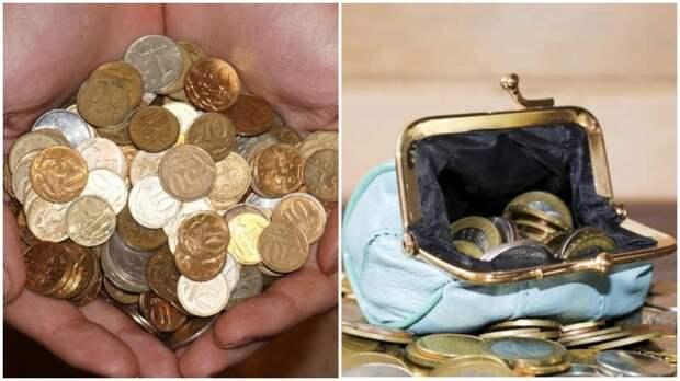 Не так давно наши карманы отвисали под тяжестью мелочи, сейчас копейки остались только на ценниках / Фото: 7info.ru
