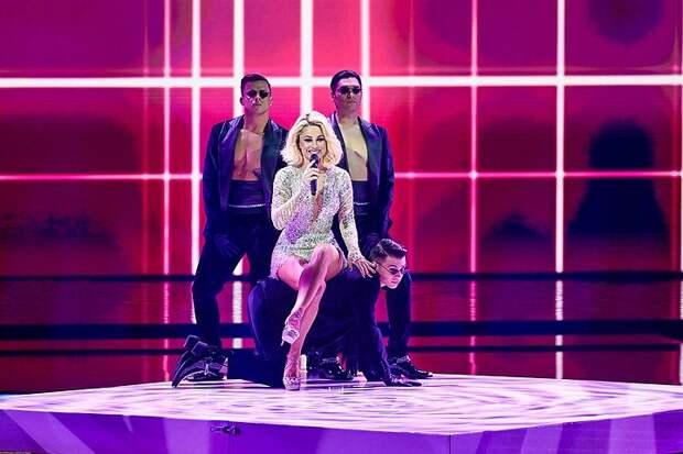 «Это про любовь!»: Подругу Киркорова застукали на «Евровидении» с эстонским парнем