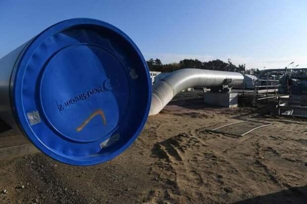США продолжают поливать грязью «Северный поток-2»