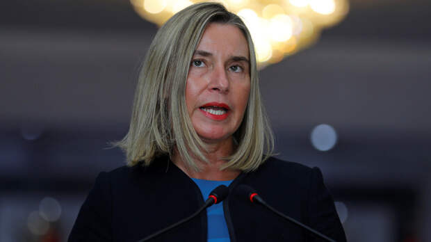 Могерини рассказала о действиях ЕС в случае гибридных атак